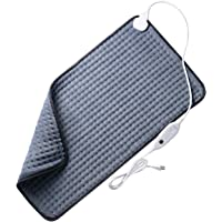 VIPEX Electric Heating Pads Dry & Moist for Pain Relief