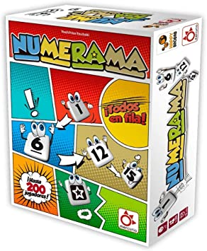 Mercurio- Juego de Mesa (HB0004): Amazon.es: Juguetes y juegos