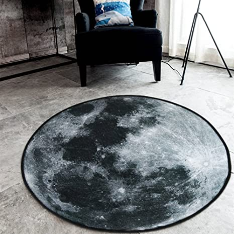 Amazon 3d earth round carpet parlor living room mats world map 3d earth round carpet parlor living room mats world map printed children kids boy bedroom chair gumiabroncs Gallery