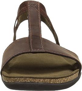8f4200a33532 Keen Women s ANA Cortez T Strap-W Flat Sandal