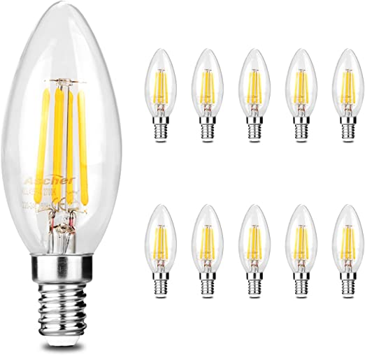 2700K 40W E14 dimmbar C35 LED Retrofit