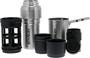 Stanley Accessories Adventure All-In-One Backcountry Coffee System Stainless Steel One Size