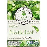 Traditional Medicinals - Organic Nettle Leaf Caffeine Free Herbal Tea 16