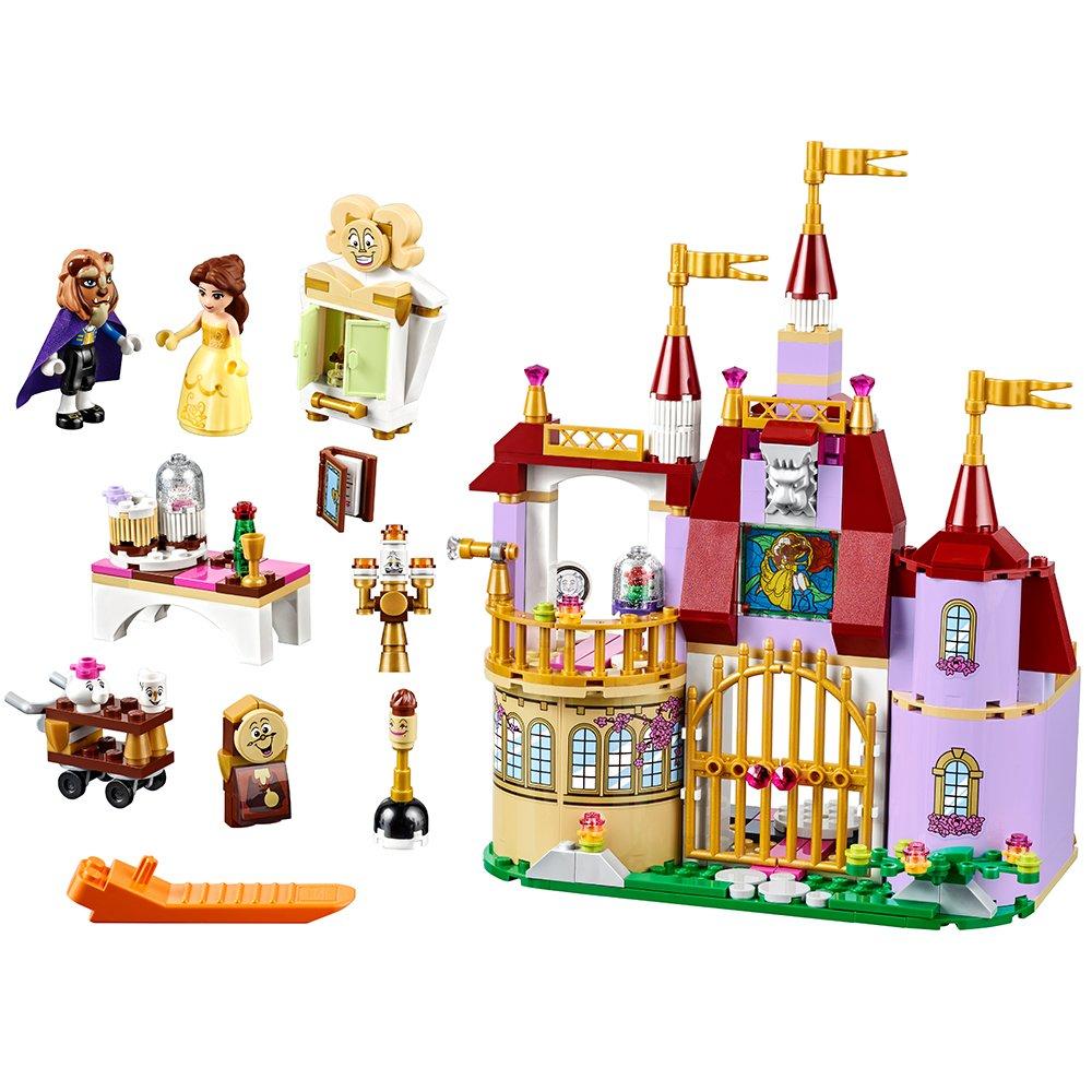 LEGO Disney Princess 41067 Belle's Enchanted Castle Building Kit (374 Piece) レゴ ディズニー プリンセス 美女と野獣 ベルの魔法のお城キット【平行輸入品】   B01CU9WLEG