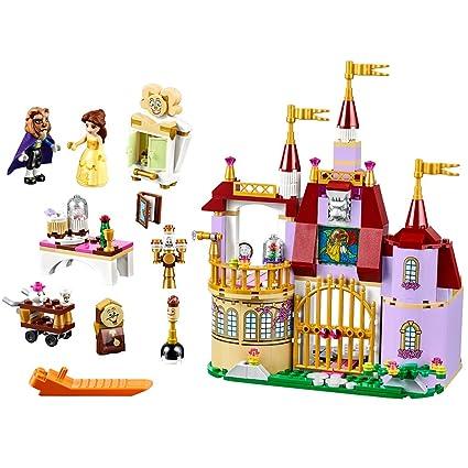 Amazon Lego L Disney Princess Belles Enchanted Castle 41067