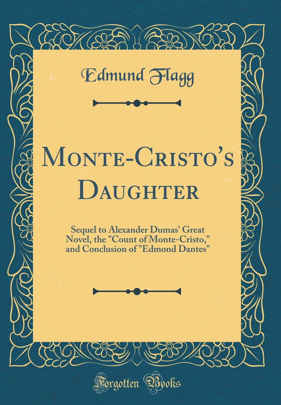 conclusion of the count of monte cristo