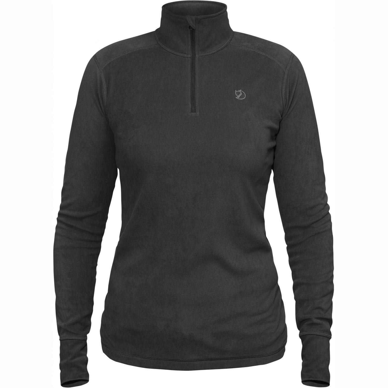Fj/ällr/även Skare Womens Half-Zip Long Sleeve Fleece Pullover