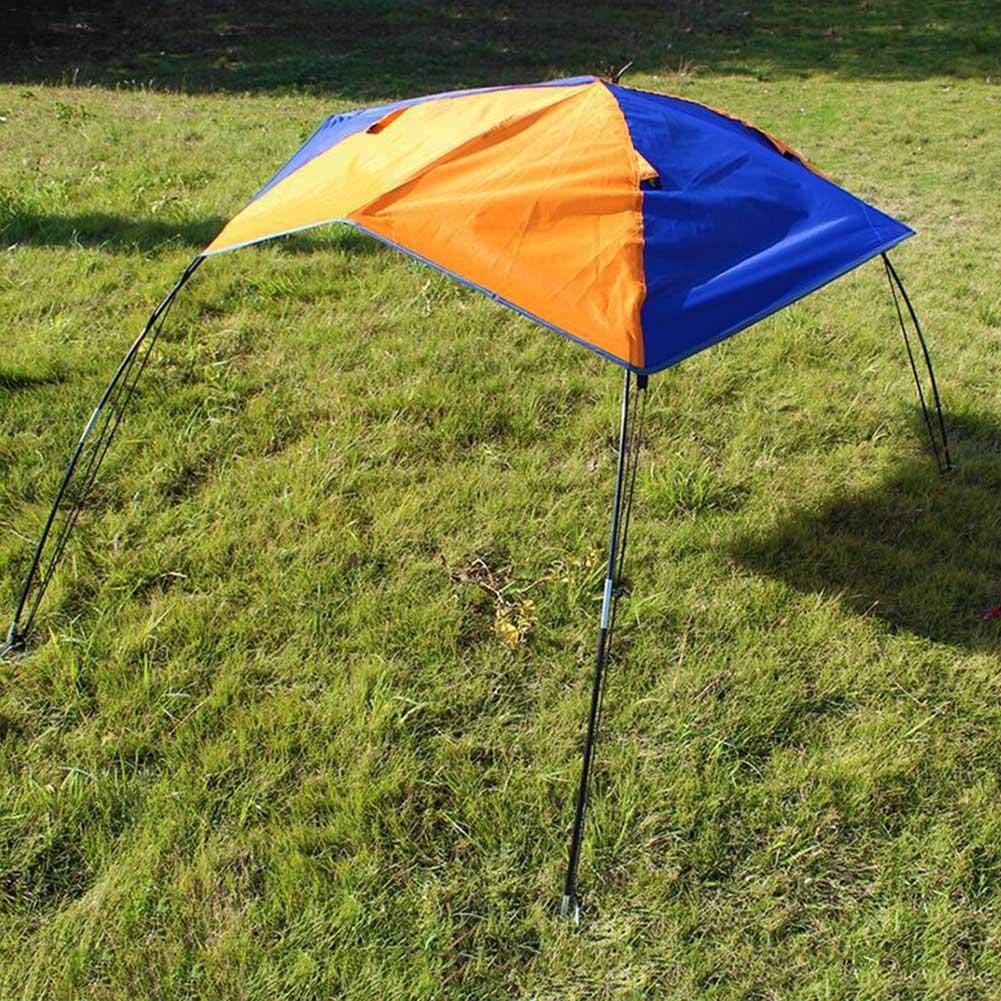 Bulary Boat Sun Shade Shelter Auvent de Kayak Gonflable Auvent Tente de Bateau Portable Inflatables Bateau Auvent de Soleil Tente de Bateau en Caoutchouc