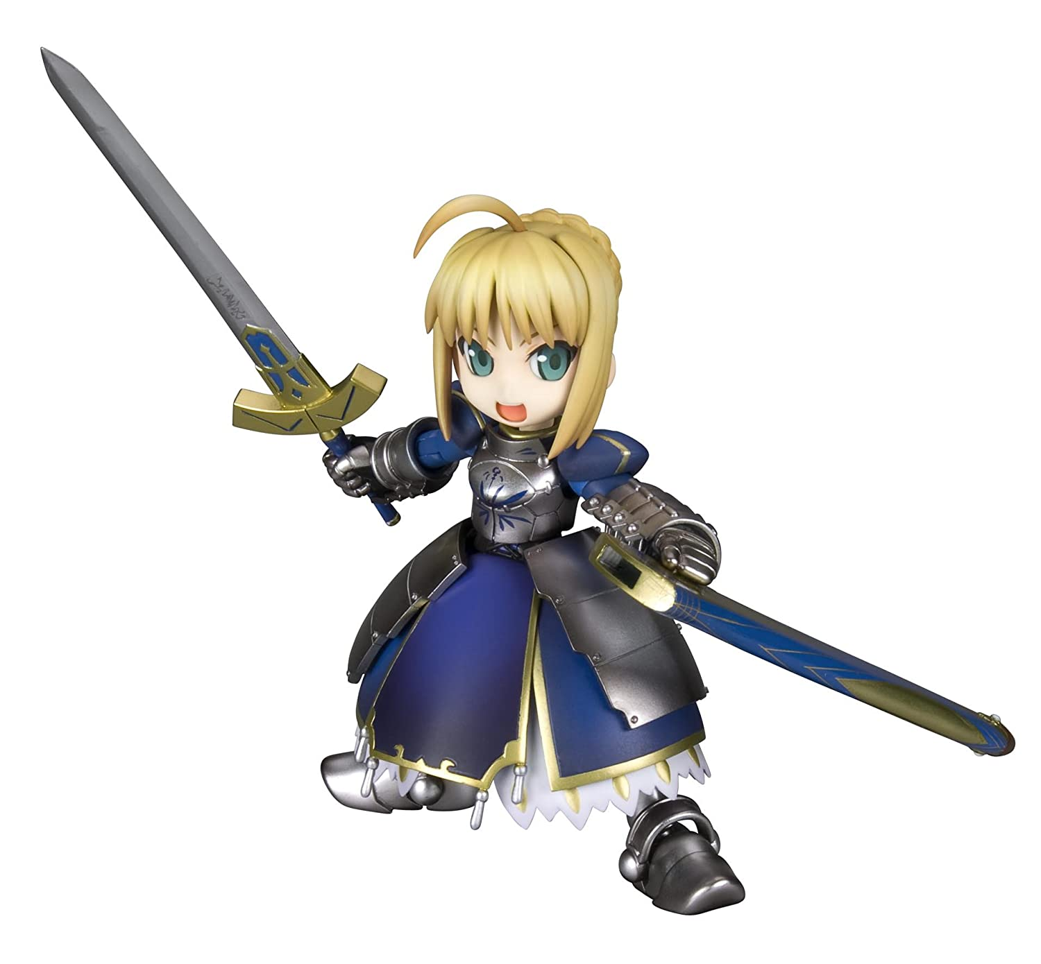 Fate/Stay Night - SABER SAN - Constructuin Model Kit [Toy] (japan import)
