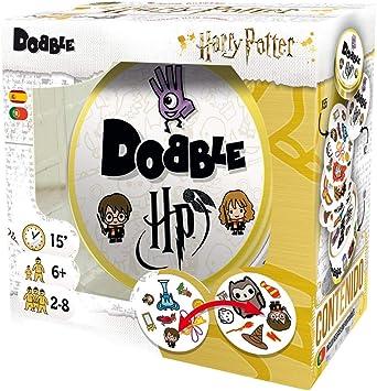 Comprar juego de mesa: Zygomatic DOBHP01ESPT- Dobble Harry Potter, color/modelo surtido