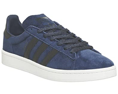 adidas Campus Mystic Blue Navy White 46: Amazon.de: Schuhe ...