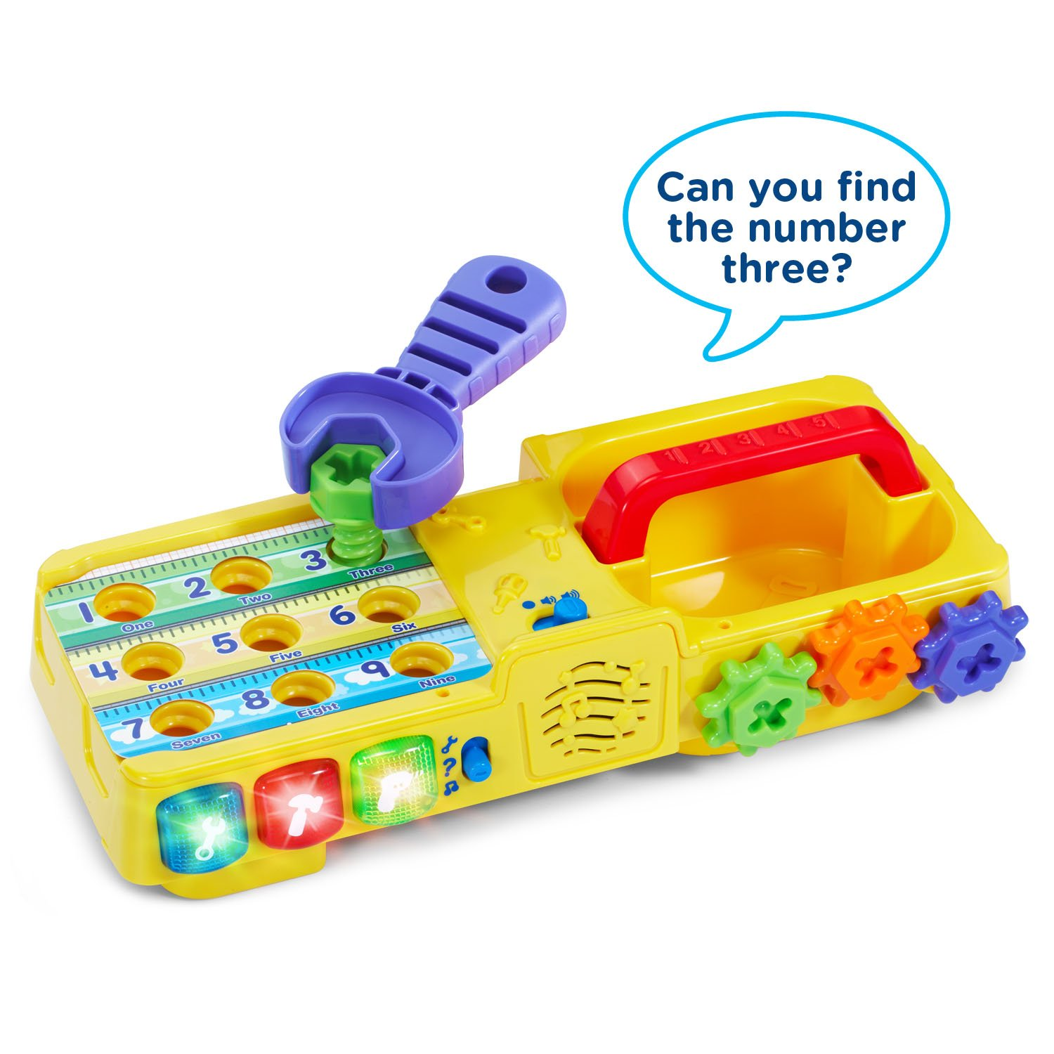 VTech Drill & Learn Toolbox by VTech (Image #5)