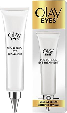 Olay Eyes Contorno Ojos Pro-Retinol Arrugas Marcadas - 15 ml