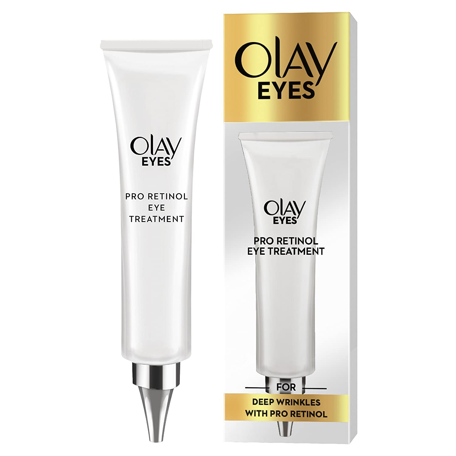 Buy Olay Eyes Pro Retinol Eye Treatment 15 Ml Online At Low