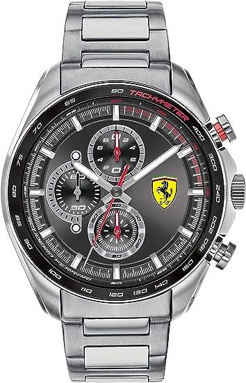 Scuderia Ferrari Watch 0830652 Amazon De Uhren