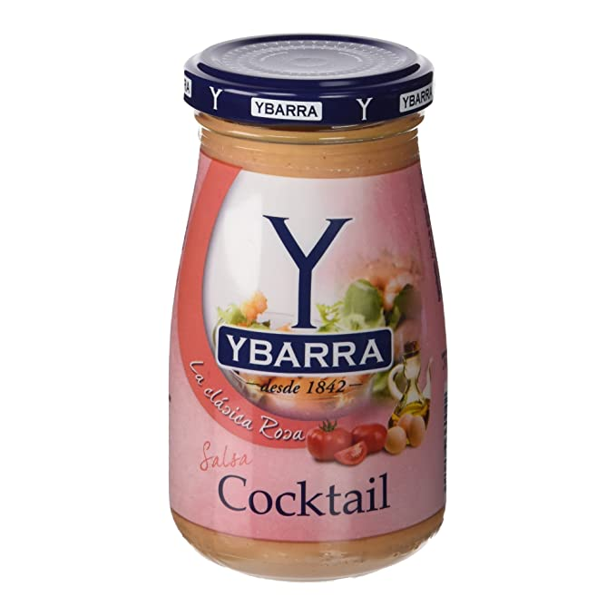 Ybarra - La clásica Rosa - Salsa Cocktail - 225 ml