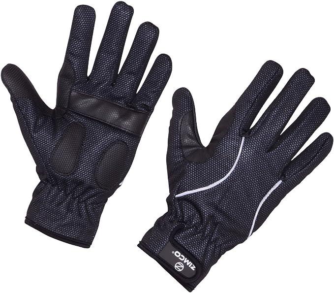 Zimco Hi-Viz Windbreaker  Winter//Windproof Thermal Cycling Bike Gloves Mitts 01
