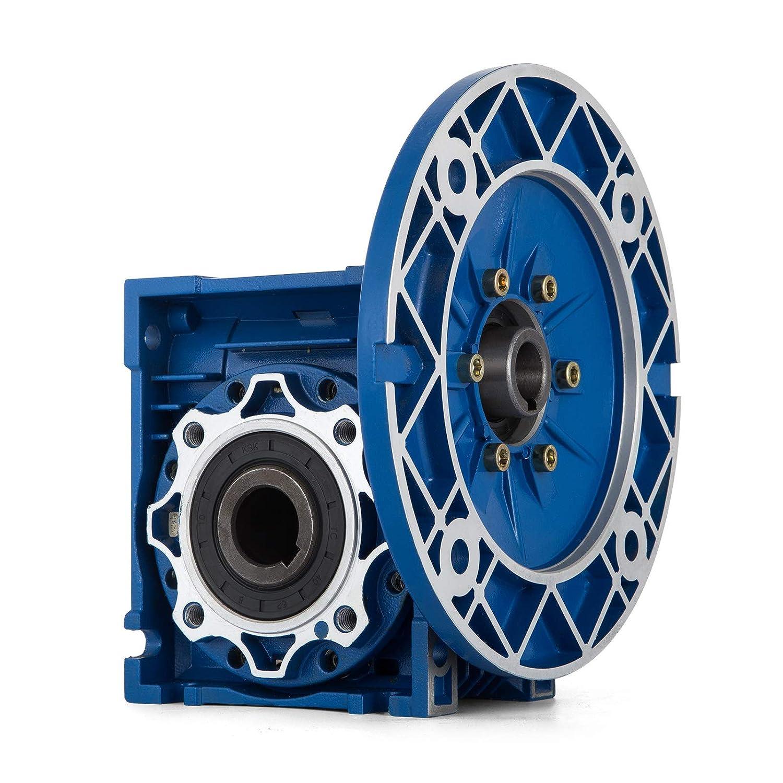 Mophorn Reductor Tornillo sin Fin Serie NM-RV050 Reductor de Velocidad de Relación 15:1: Amazon.es: Industria, empresas y ciencia