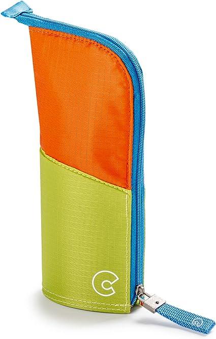 Carioca- Estuches, Color Arancione-Verde-Azzurro (23281/05): Amazon.es: Juguetes y juegos