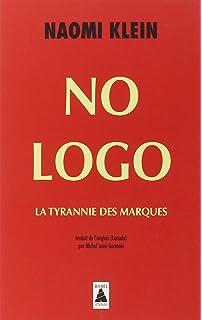 amazon fr no logo naomi klein livres