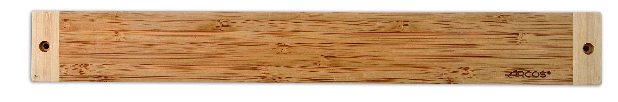 Arcos 18 by 2-Inch 350 by 45 mm Magnetic Rack Bamboo