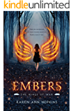 Embers (Wings of War Book 1)