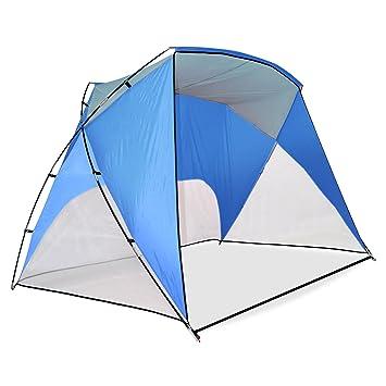 Caravan Canopy Sport Shelter Blue  sc 1 st  Amazon.com & Amazon.com: Caravan Canopy Sport Shelter Blue: Garden u0026 Outdoor