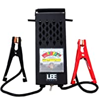 Teste de Bateria e Alternador Voltímetro 6 / 12 V 683050 Lee Tools