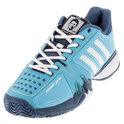 Adidas Novak Pro Mens Tennis Shoe (9.5)