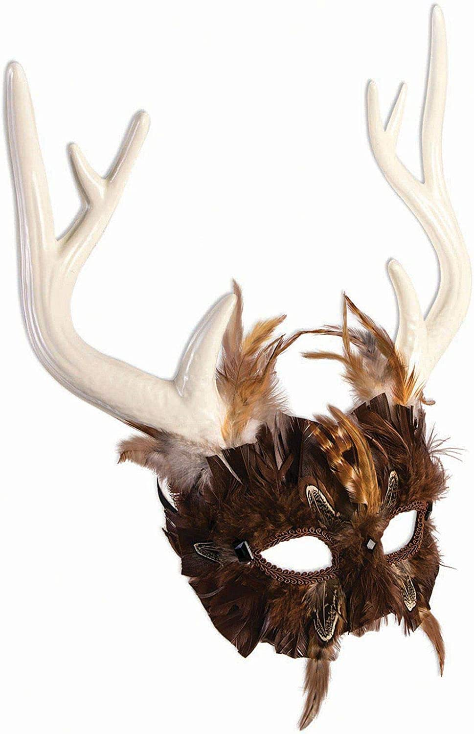 Forum Novelties Mythical Creature Halfmask