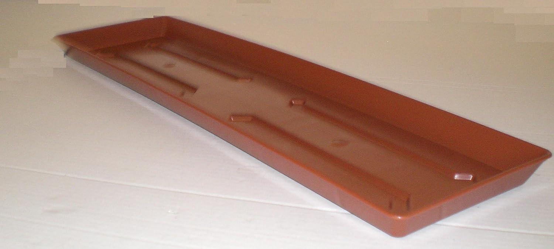 Drip Tray For Balcony Box Plastic Flower Box Planter 80 Cm