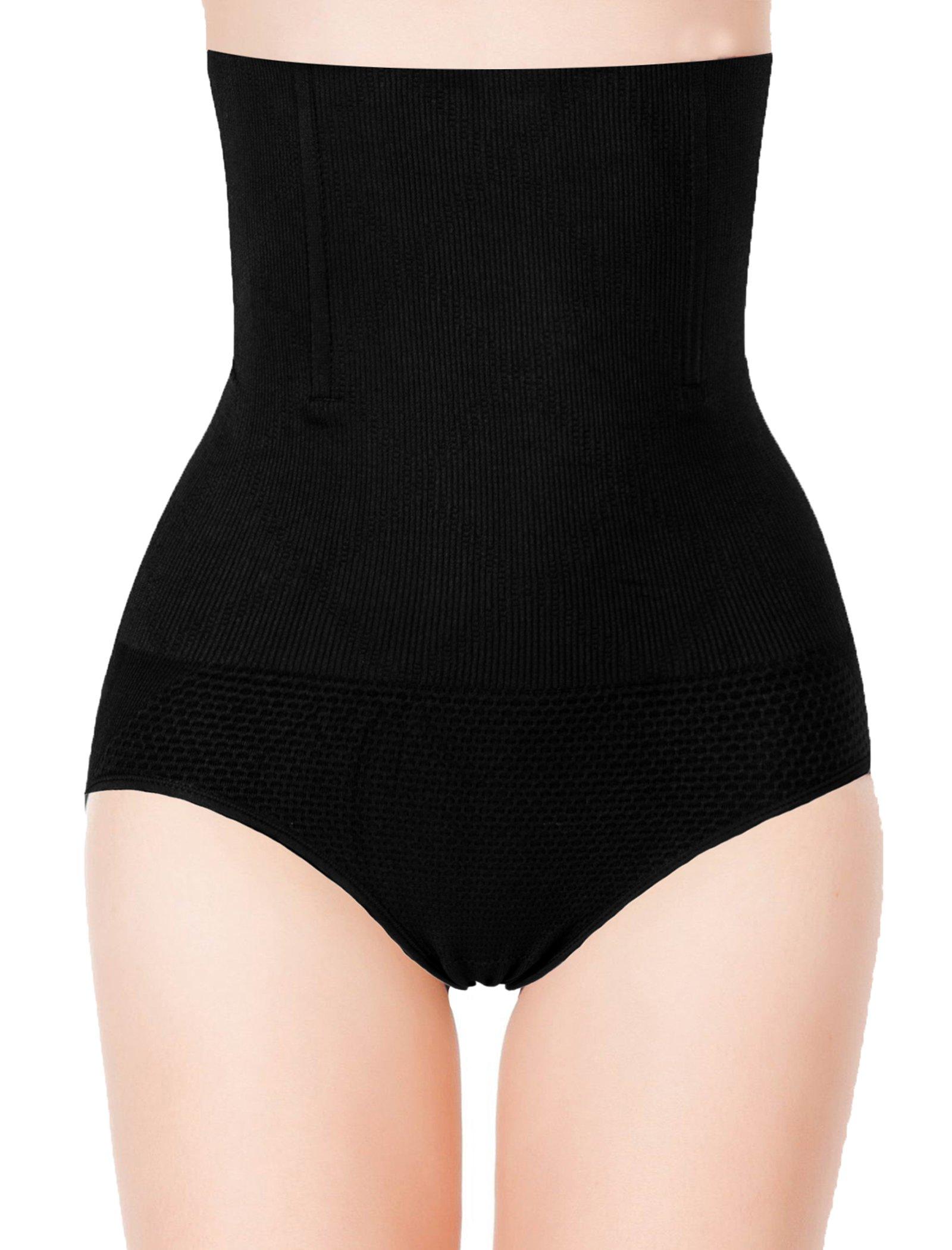 Womens High Waist Butt Lifter Shapewear Slimming Underwear Tummy Control Panties