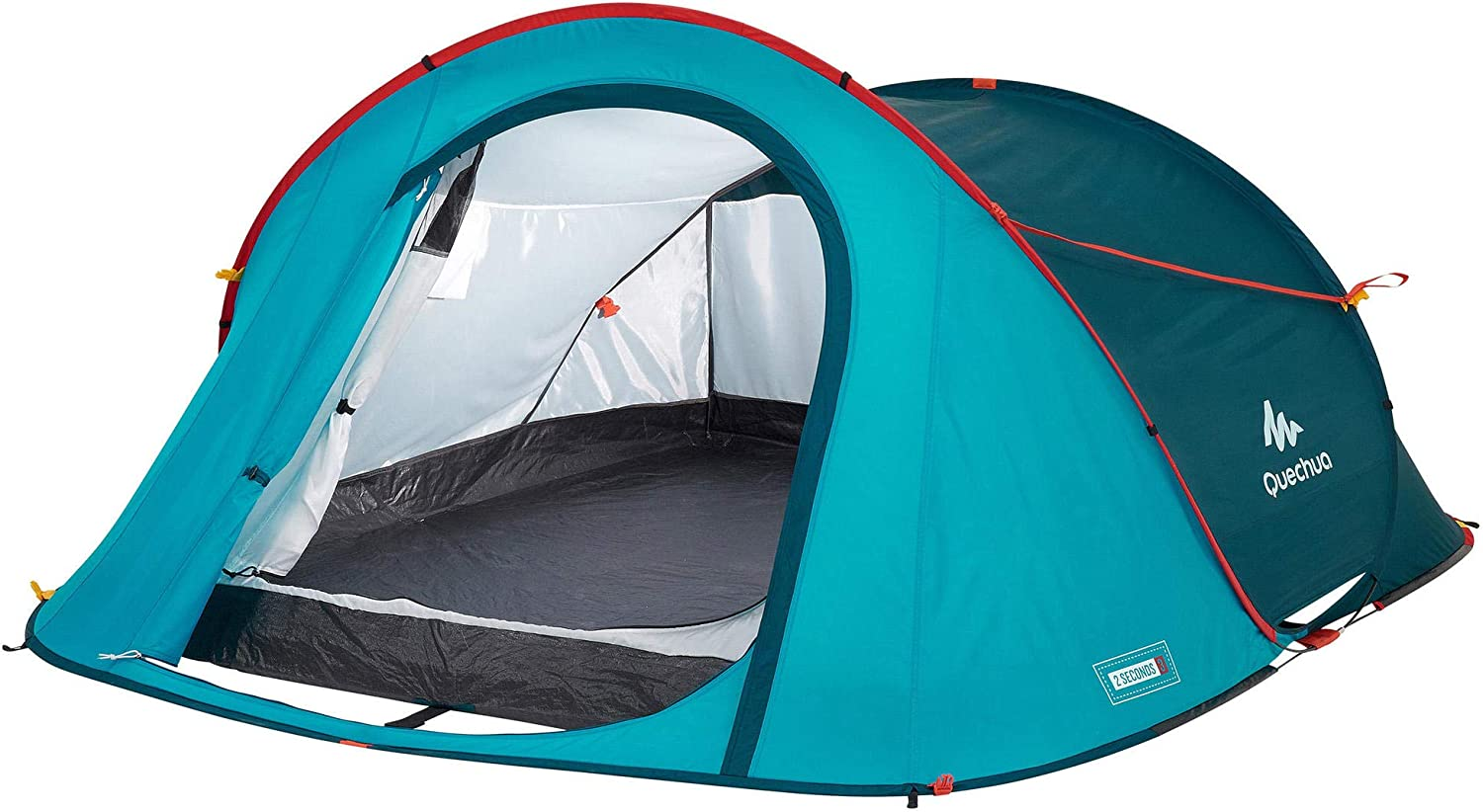 Fishing 190*130*100 cm Camping Hiking Waterproof UV Protection Traveling Perfect for Beach 2-3 Persons Lightweight Instant Popup Tent Hunting Outdoor DALADA Automatic Pop Up Camping Tent