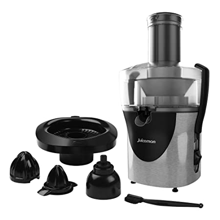 Amazon Juiceman Jm8000s All In One Juice Extractor Stainless