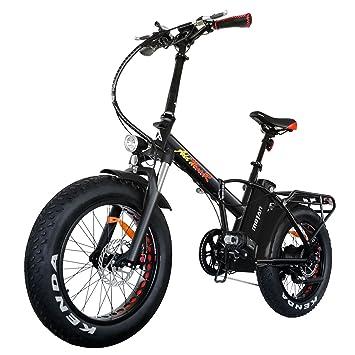 Addmotor MOTAN 750W plegable de 20 pulgadas de gran neumático Bicicleta Elétrica M150-P7 48V