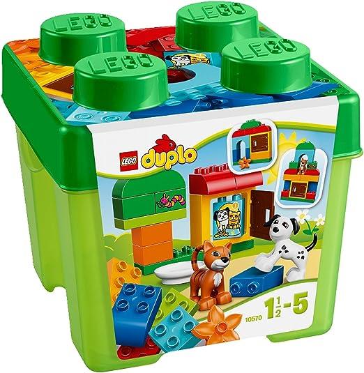 """LEGO Duplo - Set de Regalos """"Todo en Uno"""", Multicolor (10570): Amazon.es: Juguetes y juegos"""