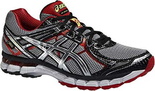 ASICS Men's T3Q3N Trail Running Black