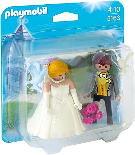 PLAYMOBIL - Duopack, Novios (51630): Amazon.es: Juguetes y juegos