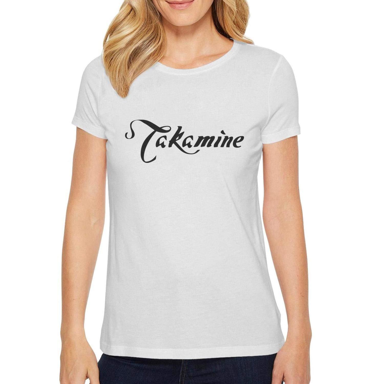 Theoranie Women's Summer Casual Short Sleeve Round Neck T Shirts by Theoranie
