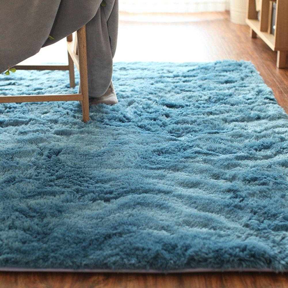 GX&XD Thermostat Thicken Tatami floor mat,Folding mattress Floor lounger cover Floor mattress plush Carpet Carpet-A 95x185cm(37x73inch)