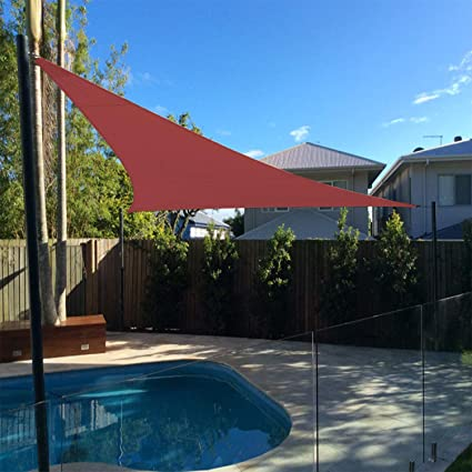 88a6f0bbf367 Image Unavailable. Image not available for. Color: Artouch Sun Shade Sail  Canopy ...