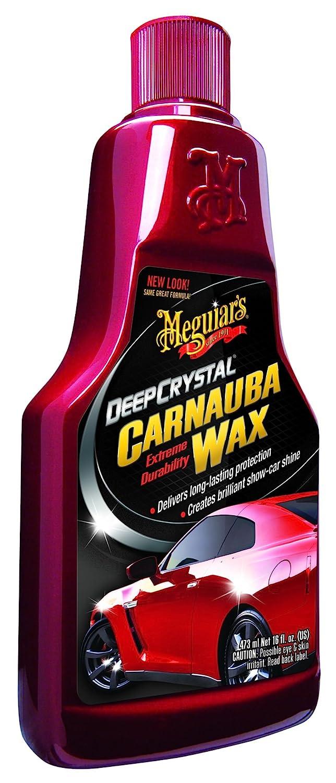 Meguiar's A2216 16 Ounce Carnauba Wax