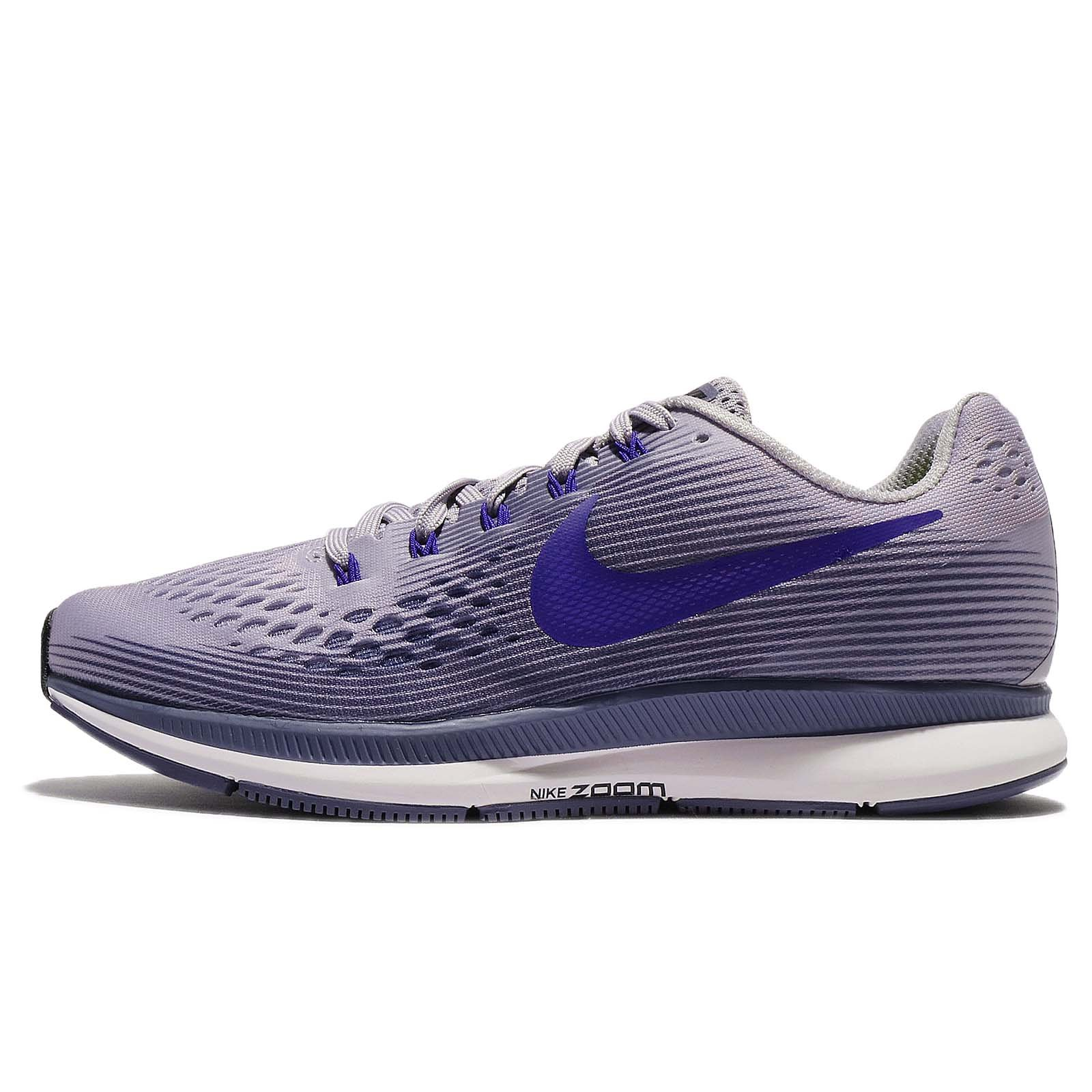 3fe76fb6098b7 Nike Women's Air Zoom Pegasus 34 Running Shoes (6, Provence Purple/Persian  Violet)