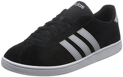 947b489ed1103d adidas Herren Sneaker Vlcourt BB9631 schwarz 313674  Amazon.de ...