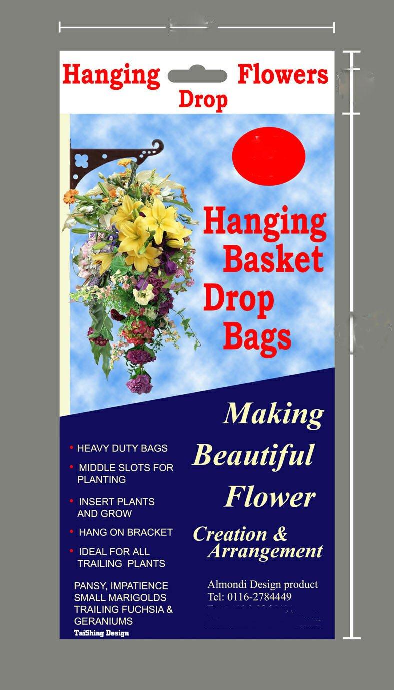 Elixir FLOWER POUCH / HANGING FLOWER BAGS x 6