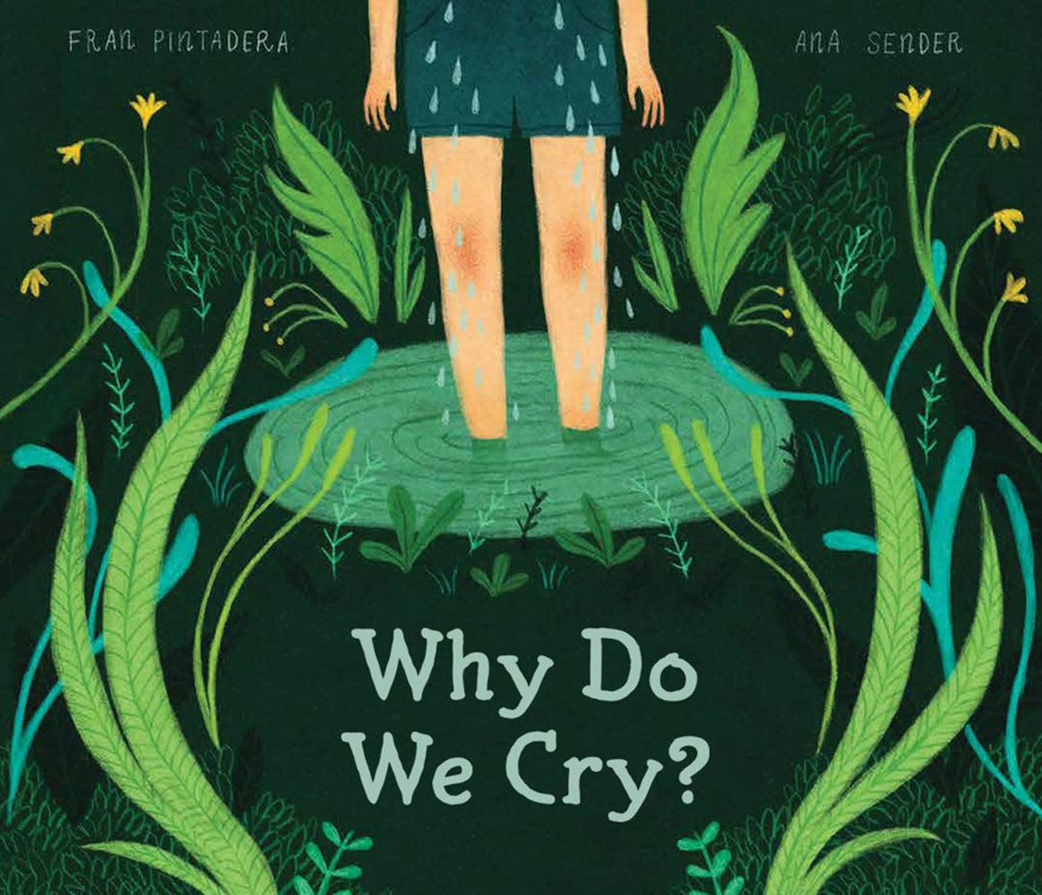 Why Do We Cry?: Pintadera, Fran, Sender, Ana: 9781525304774: Amazon.com: Books