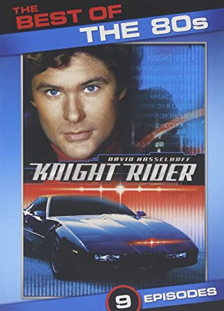 Amazon Com The Best Of The 80s Knight Rider David Hasselhoff