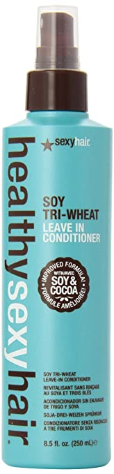 Sexy Hair Concepts Healthy Sexy Hair Soy Review