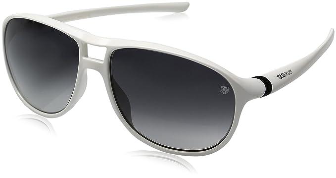 Tag Heuer - Gafas de sol - para hombre blanco blanco L ...