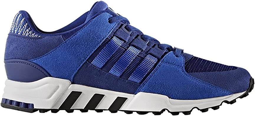 adidas Mens EQT Support RF Running Shoes Blue/White 11